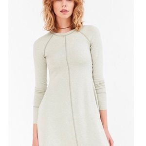 BDG | Green Outfield Sweatshirt Dress XS